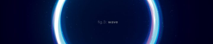 【Release】コンピレーション・アルバム『fig.3: wave』に参加